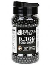 0.36G BULLDOG BB bullets (2000)